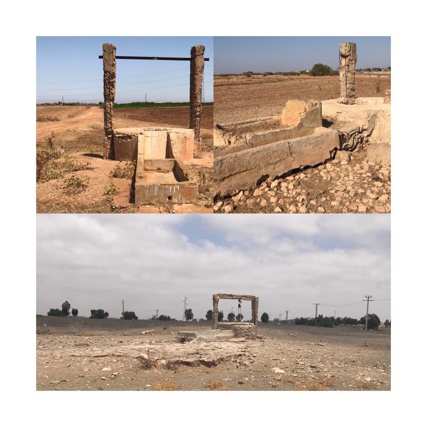 Photos de puits anciens en Afrique