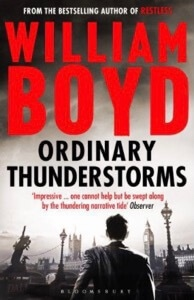 Roman de William Boyd, Ordinary Thunderstorms
